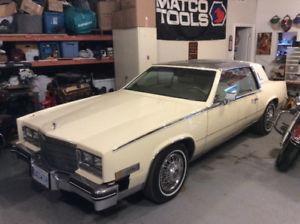 1969 Cadillac Parts