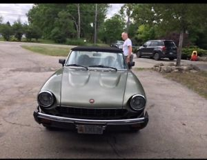 Used 1974 Fiat 124 Spider Parts Montreal Used Fiat Parts Montreal Used Fiat Car Parts Montreal