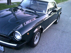 Used 1980 Fiat Spider 2000 Parts Montreal Used Fiat Parts Montreal Used Fiat Car Parts Montreal