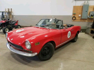 Used 1981 Fiat Spider 2000 Parts Montreal Used Fiat Parts Montreal Used Fiat Car Parts Montreal
