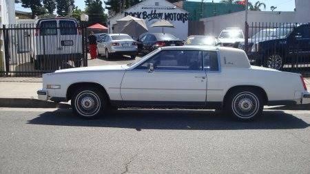 Used 1984 Cadillac Eldorado Parts Montreal Used Cadillac