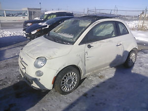Used 2012 Fiat 500 Sport Parts Montreal Used Fiat Parts Montreal Used Fiat Car Parts Montreal