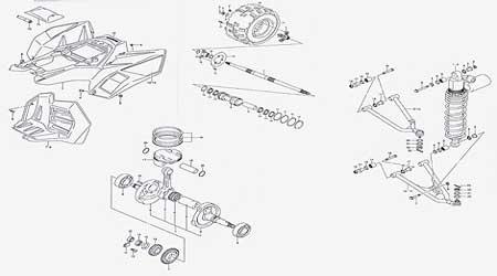 honda atv engine diagram - wiring diagram structure brief-explain -  brief-explain.vinopoggioamorelli.it  brief-explain.vinopoggioamorelli.it