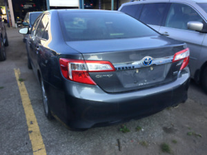 Toyota Used Parts >> Used Toyota Camry Original Parts Montreal Used Toyota Parts Montreal