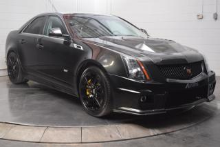 Used 2009 Cadillac Cts V Montreal Used Cars Montreal Used 2009 Cadillac Cts V Montreal