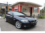 Used 2011 Bmw 5 Series Montreal Used Cars Montreal Used 2011 Bmw 5 Series Montreal