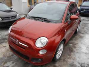 Used 2012 Fiat 500 Sport Montreal Used Cars Montreal Used 2012 Fiat 500 Sport Montreal