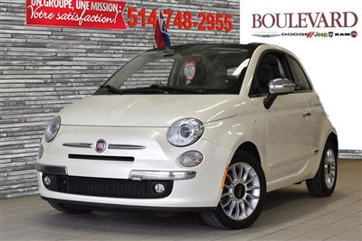 Used Fiat 500c Price Montreal Used Cars Montreal Used Fiat 500c Price Montreal